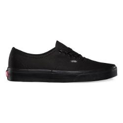 Vans Authentic Black Black Shoes