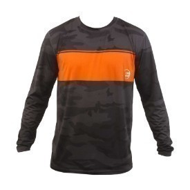 Billabong Mens Adrift LS Rash Thumbnail