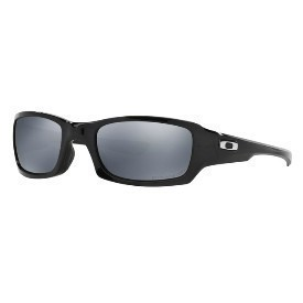 Oakley Fives Squared Polish Black/ Iridium Thumbnail