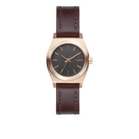Nixon Small Time Teller Leather Thumbnail