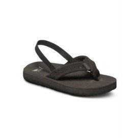Quiksilver Toddler Carver Suede Brown Sandal Thumbnail