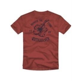 Quiksilver Mens Promote The Stoke T-Shirt Thumbnail
