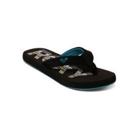 Roxy Low Tide Black Sandal Thumbnail