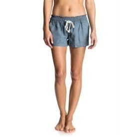 Roxy Oceanside Blue Shorts Thumbnail