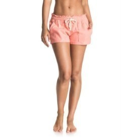 Roxy Oceanside Pink Shorts Thumbnail