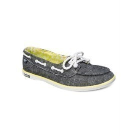 Roxy La Jolla Black Shoe Thumbnail