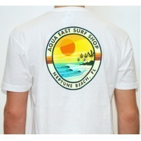 Aqua East Around The Sun T-Shirt Thumbnail