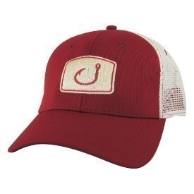 Avid Mens Touchdown Trucker Hat Garnet Thumbnail