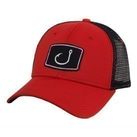 HAT TOUCHDOWN RED/BLACK Thumbnail