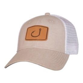 Avid Hat Lay Day Trucker Tan Thumbnail