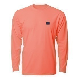 Avid Mens Core Avidry T-Shirt Salmon Thumbnail
