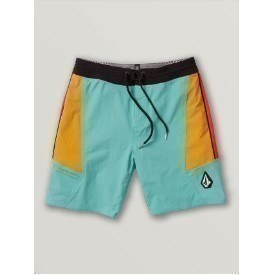 Volcom BOARDSHORT STAINED GLASS GRN Thumbnail