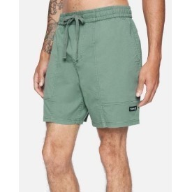 Hurley Baja Pigment Dyed Volley Short 17