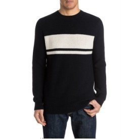 Quiksilver Mens Invasion Stripe Sweater Thumbnail