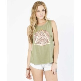 Billabong Jrs Goldenrod Tank Thumbnail