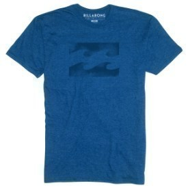 Billabong Mens Dissolve SS Royal T-Shirt Thumbnail