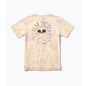 ROARK T-SHIRT TIE DYE FEAR THE SEA Thumbnail