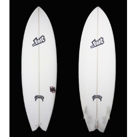 Lost Surfboards 5'6 Clear 5 Fin Black Sheep Thumbnail