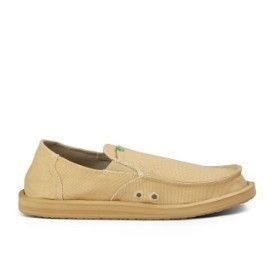 Sanuk Mens Shoes Pick Pocket Tan Thumbnail