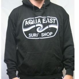 Aqua East Hooded Sweatshirt Thumbnail