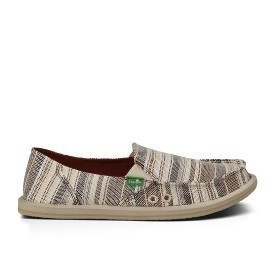 Sanuk Women Donna Caroline Tan Shoe Thumbnail