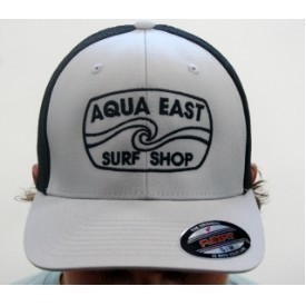 Aqua East Surf Shop Original Trucker Flex Hat Thumbnail
