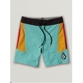 Volcom BOARSHORT STAINED GLASS GRN Thumbnail