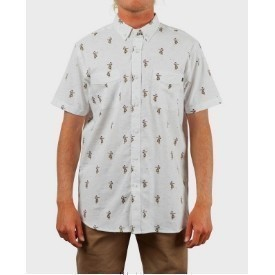 Rip Curl Breach Short Sleeve Shirt Thumbnail