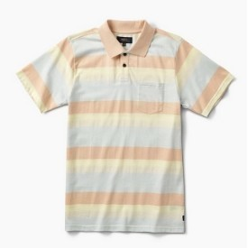 Roark KNIT POLO STRIPE  Thumbnail