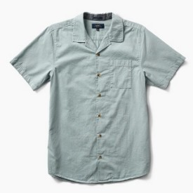 Roark SHIRT WELL WORN ORGANIC Thumbnail