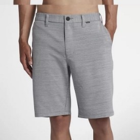 Hurley SHORT DRI FIT CUTBACK GREY Thumbnail