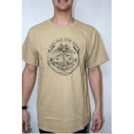 Aqua East Anchorton Mens Tee Thumbnail