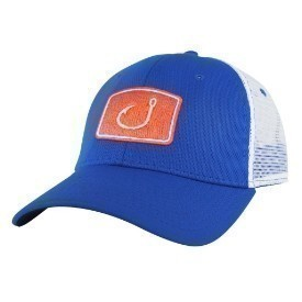 Avid Mens Touchdown Trucker Hat Royal Thumbnail