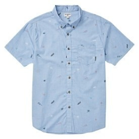 Billabong BOYS SHIRT SUNDAYS MINI SS Thumbnail