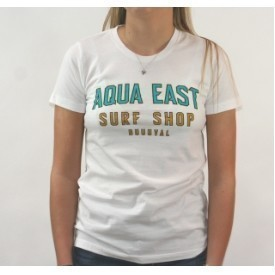 Aqua East DUUUVAL Ladies Boyfriend Tee Thumbnail
