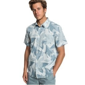 Quiksilver Cement Card Shirt Thumbnail