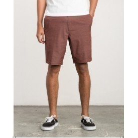 RVCA Mens Back In Hybrid Short Thumbnail