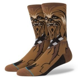Stance Chewie Brown Socks Thumbnail