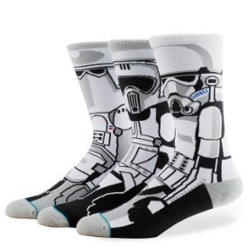 Stance Trooper White Socks Thumbnail