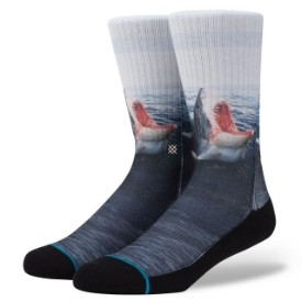 Stance Landlord Shark Sock Thumbnail