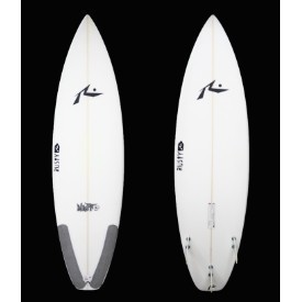 Rusty Surfboards 5'10 Clear Carbon Misfit Thumbnail