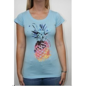 Aqua East Oh So Sweet Scoop Tee Thumbnail