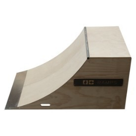 OC Ramps 4 FT Wide Quarterpipe Thumbnail