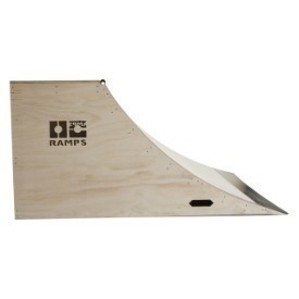 OC Ramps 8 FT Wide Quarterpipe Thumbnail