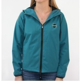 Aqua East Seascape Ladies Jacket Thumbnail