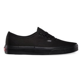 Vans Authentic Black Black Shoes Thumbnail