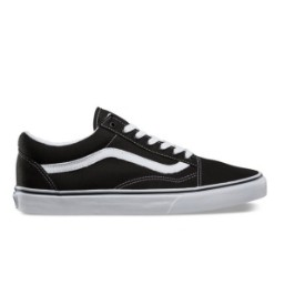 Vans KIDS OLD SKOOL BLK WHT Thumbnail
