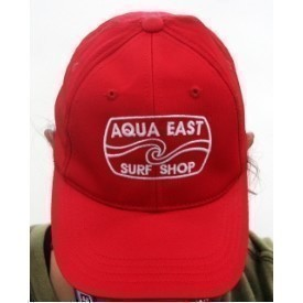 Aqua East Surf Shop Original Logo Youth Hat Thumbnail